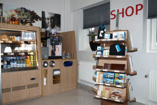 Shop, Scandic Olympic