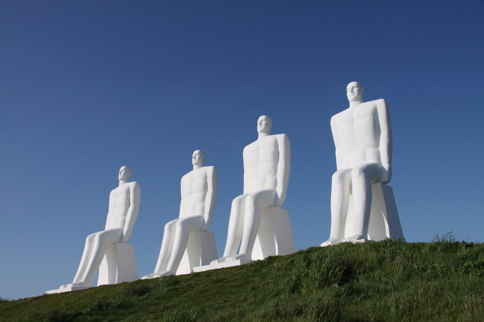 Sculptures By The Sea i Esbjerg