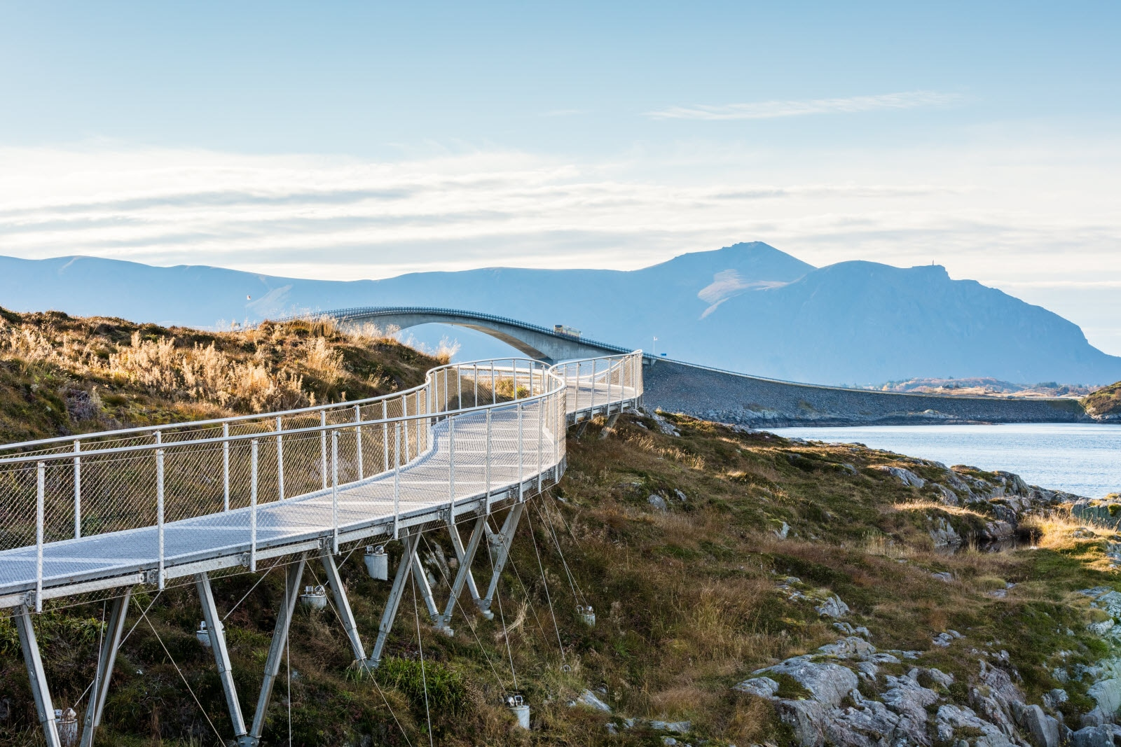 The Atlantic Road National Tourist Route