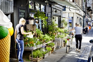 Frederiksberg shopping | Frederiksberg | Foto: Wonderful Copenhagen | Scandic Hotels