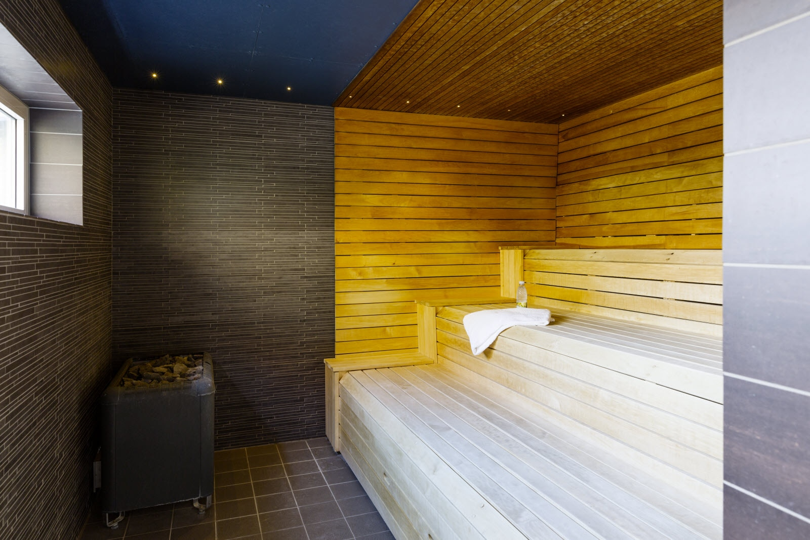 Sauna, Scandic The Reef