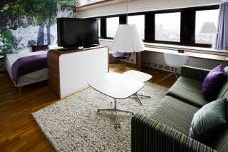 Juniorsuite, Scandic Copenhagen