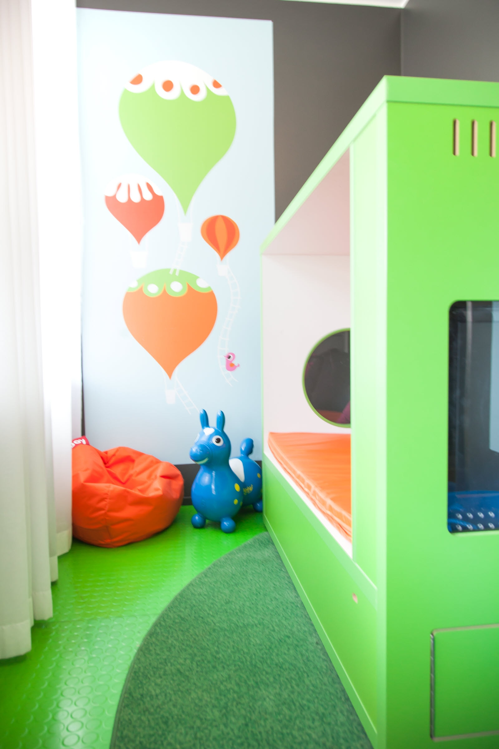 Scandic Tempere Station, play room