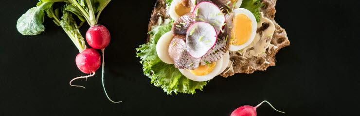 Lækre Kombinationer Af Brød Og Pålæg Scandic Hotels